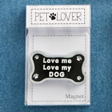 Pet Lover Magnet from gifts by fashioncraft