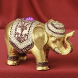 Magnificent Mini Decorative Elephants - 4 assorted designs
