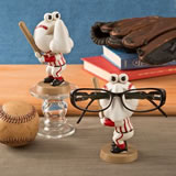 Baseball eyeglass holder from Gifts by Fashioncraft