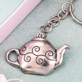 Little teapot key chain from fashioncraft