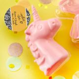 Personalized Fillable Pink Unicorn box