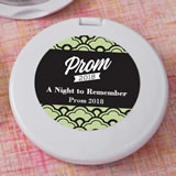 personalized compact mirror from fashioncraft - prom design