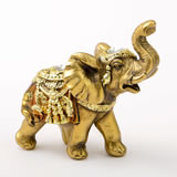 Gold with Jewels elephant - Mini size from gifts by fashioncraft