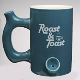 Teal Premium Roast & Toast Mug From Gifts By Fashioncraft