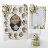 3 Piece Baby Owl Gift Set
