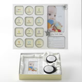 4 Piece Newborn Baby Gift Set