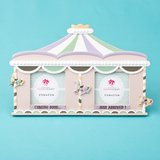 Fabulous Circus tent double frame - Sonogram - Birth