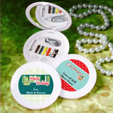 <em>Design Your Own Collection</em> Sewing Kit Favors - Holiday