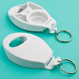 <em>Perfectly Plain Collection</em> Bottle Opener/Key Chain  Favors