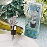 Stunning Peacock Bottle Stoppers From our exclusive fashioncraft range