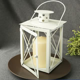 "Large 9 1/4"" Tall Lantern table centerpiece"