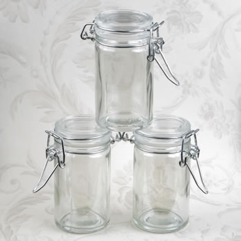 Perfectly Plain Collection Apothecary Jar Favor