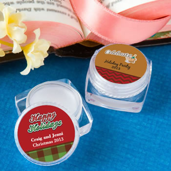 Design Your Own Collection  Lip Balm - Holiday Themed