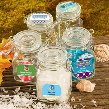 Design Your Own Collection  Apothecary Jar Favors  - Holiday