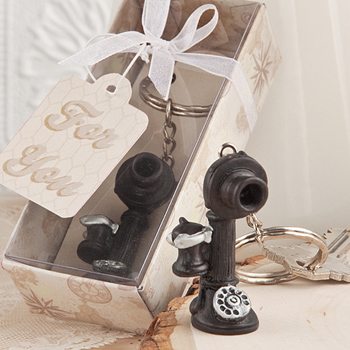 Vintage Collection  telephone keychains