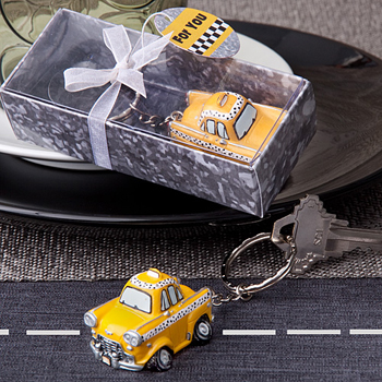 Taxicab Key Chains