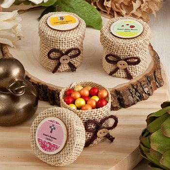 Design Your Own Collection  burlap boxes