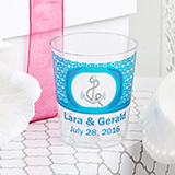 Personalized Acrylic Shot Glasses from our Clearly Custom Collection!