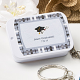 Personalized expressions collection Mint Tin Key Ring