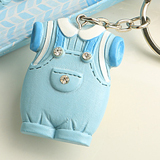Adorable Onesie Key Chain Favor
