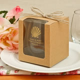 Craft Gift Box For Personalized 9oz stemless wine glasses