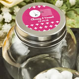 Aztec / Wanderlust Design Collection candy glass jar