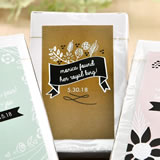 Vintage Design Collection playing card favors in box