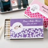 Personalized  Baby Shower Matchbox favors (pack of 50)