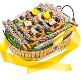 Happy Birthday Pretzel Giftbasket