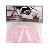 Lillian Rose Flower Girl Dog Skirt - Pink