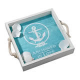 Lillian Rose Anchored in Love Wedding Tray