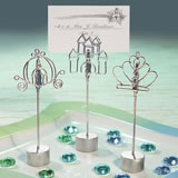 Fairy Tale Theme Wedding Place Card Holders