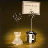 Unique Placecard Holders