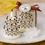 Cake Design Candles