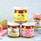 Personalized Honey Jars