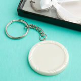 <em>Perfectly Plain Collection</em> Key Ring Favors