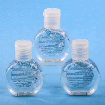 Perfectly plain collection hand sanitizer favor 62% alcohol, 60 ml size