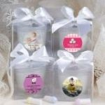 <em>Fashioncraft'S Personalized Expressions  Collection</em> Candle Favors - Baby