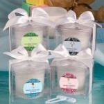 <em>Fashioncraft'S Personalized Expressions  Collection</em> Candle Favors - Baptism