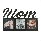 MOM large letter frame - 3 openings