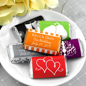 Personalized Hershey's Assorted Miniatures