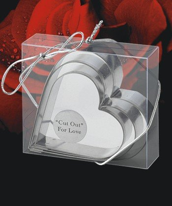 Cut out For Love ®  Cookie Cutters