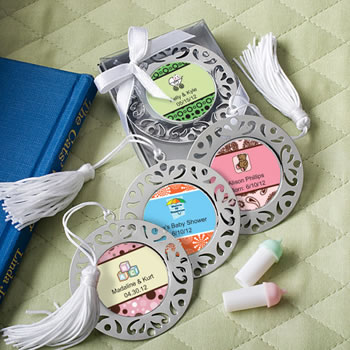 Personalized Bookmark Favors
