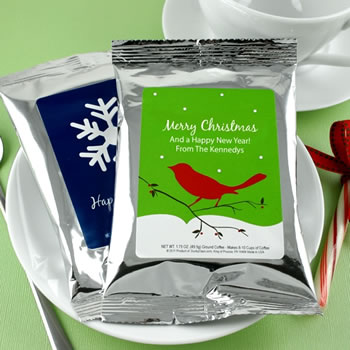 Holiday Coffee-Silver Pack