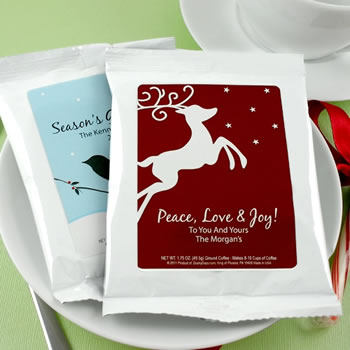 Holiday Coffee-White Pack