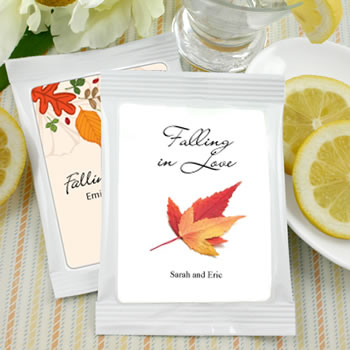 Margarita Favors: Fall Designs