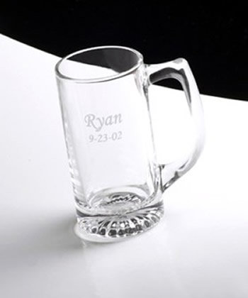 Engraved 13 oz Groomsmen's Sports Mug