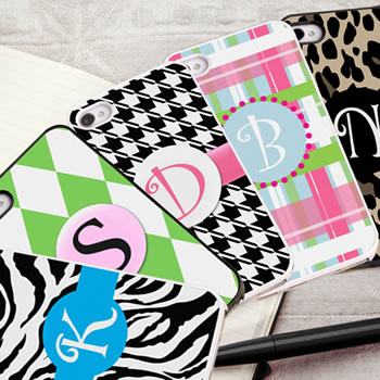 Personalized iPhone Case: 8 Designs Available (For Women)
