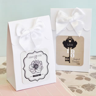 Sweet Shoppe Candy Boxes - Vintage Wedding (set of 12)