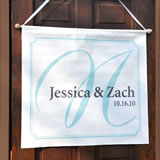 Elegance Custom Wedding Banner
